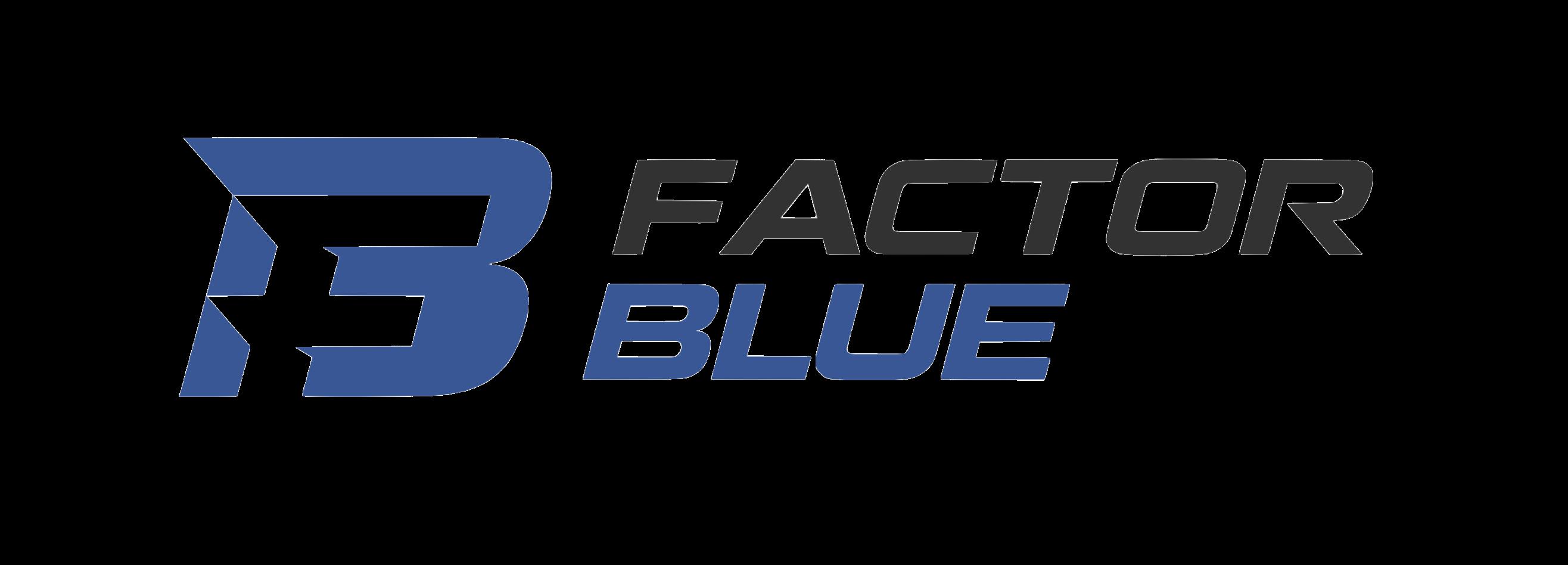 Logo Factor Blue